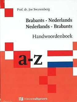 Nederlands Brabants handwoordenboek jos